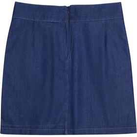 Elkline Happygolucky Skirt Women darkdenim
